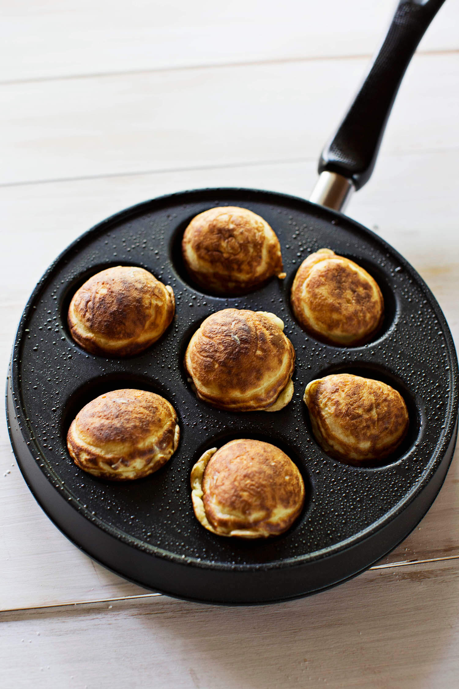 Pancake puff recipe