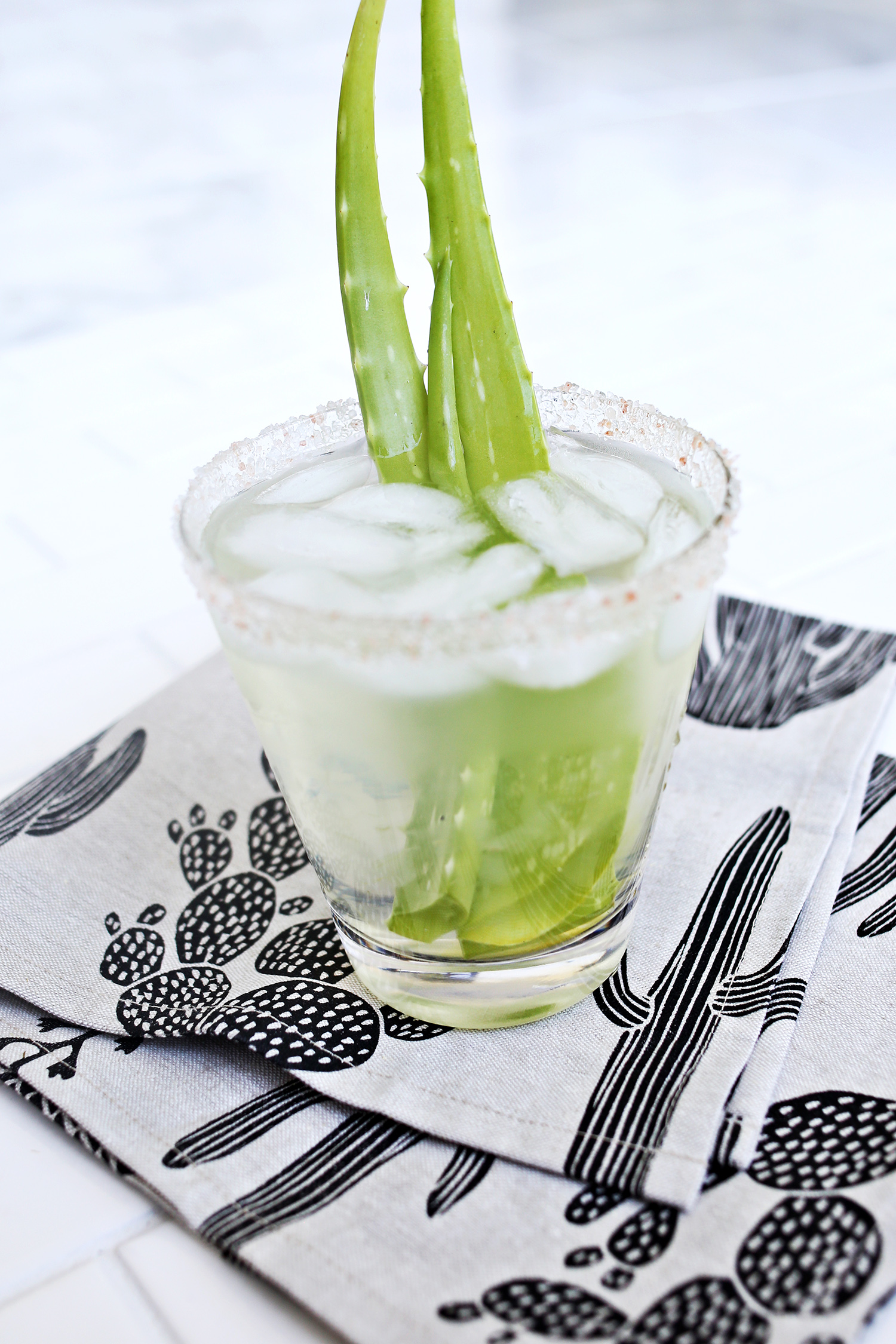 Aloe Margarita Recipe