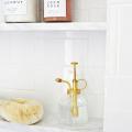 Natural Shower Cleaner Spray DIY - July 21, 2016
