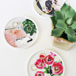 Make Your Own Personalized Photo Ring Dish!