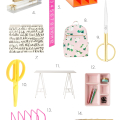 The Ultimate Back-To-School Shopping List for Grown Ups!  - August 21, 2016