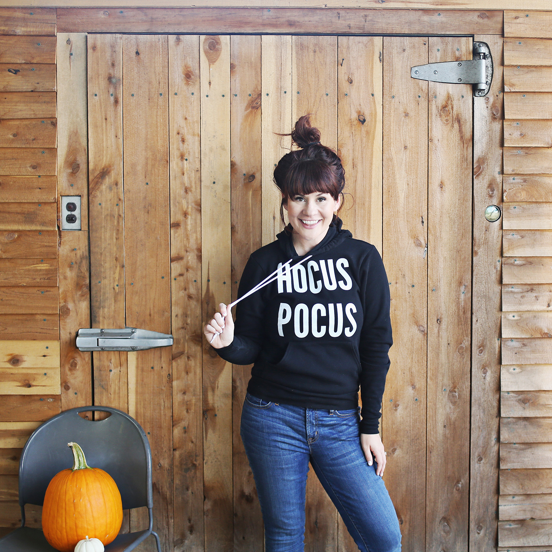 Hocus pocus hoodie