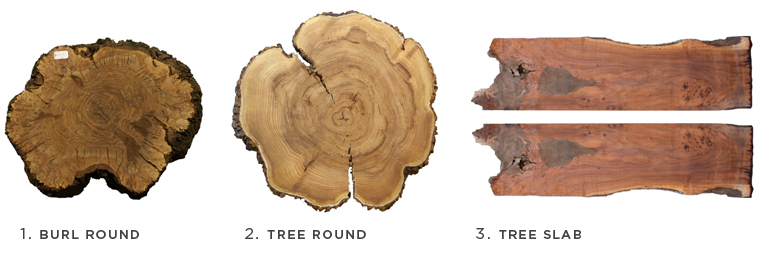 Sourcing Materials For A Live Edge Coffee Table A