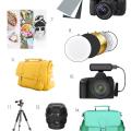 A Beautiful Mess Favorite Camera Gear! - September 27, 2016