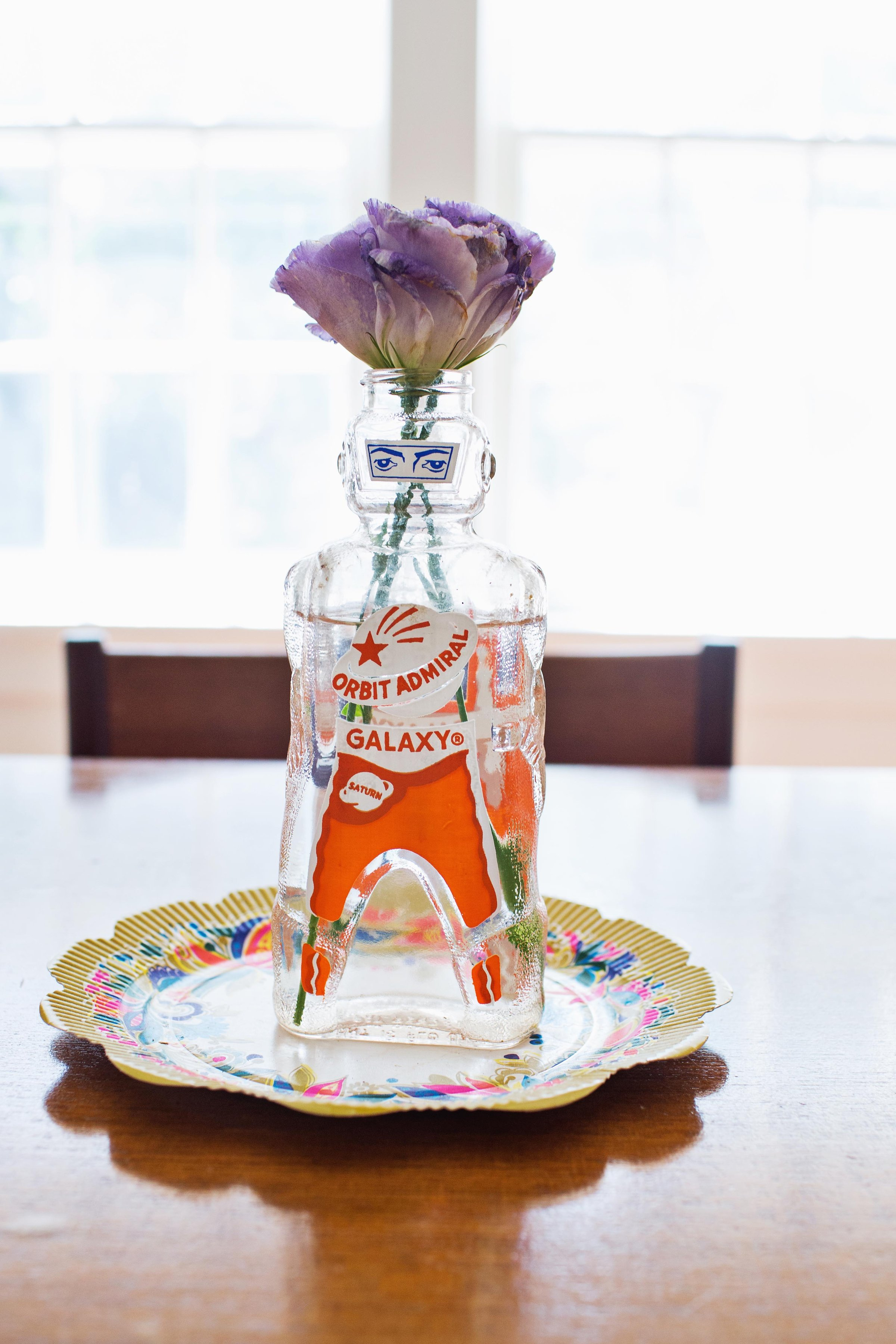 At Home with Jacki Moseley via abeautifulmess.com