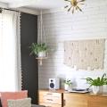 Hanging Plant Shelf DIY  - October 24, 2016