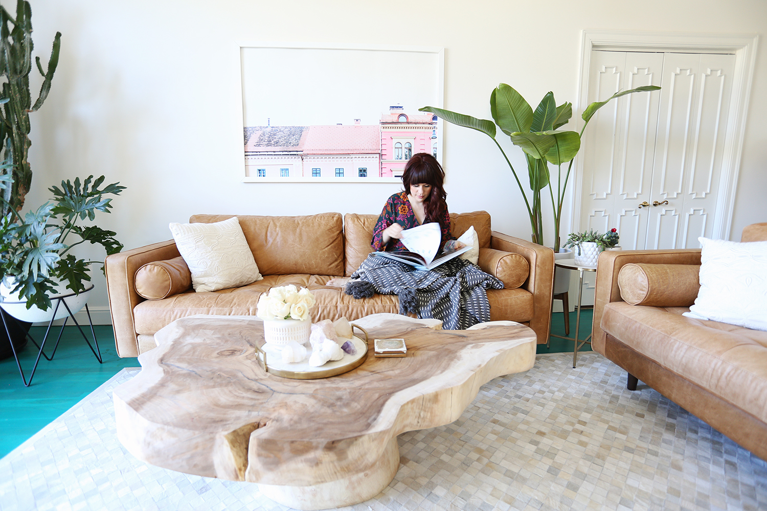 Perfect Elsie Larsonu0027s Living Room Tour Elsie Larsonu0027s Living Room Tour ...