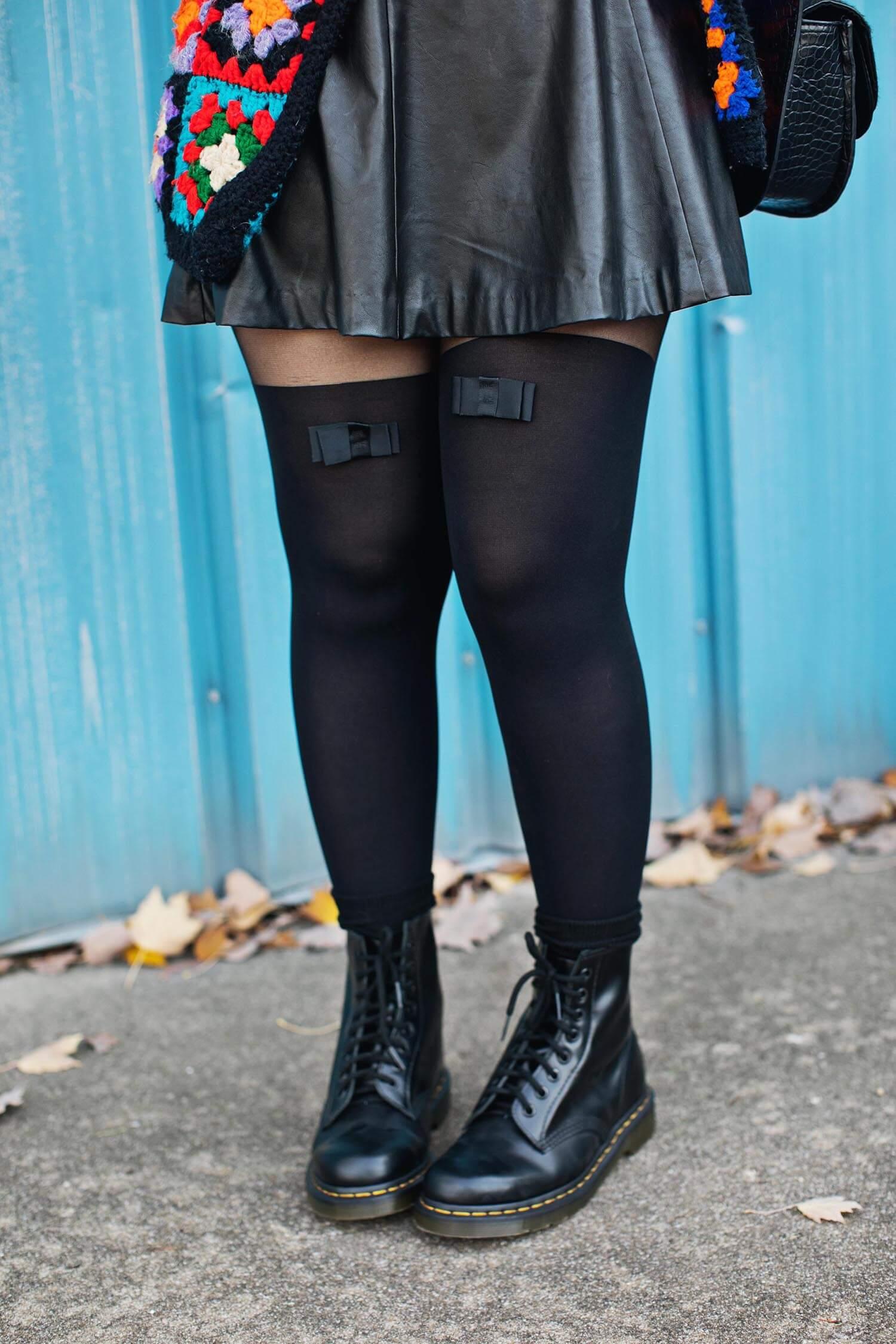 Bow tights