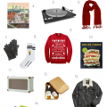 Holiday Gift Guide for Guys! - December 13, 2016