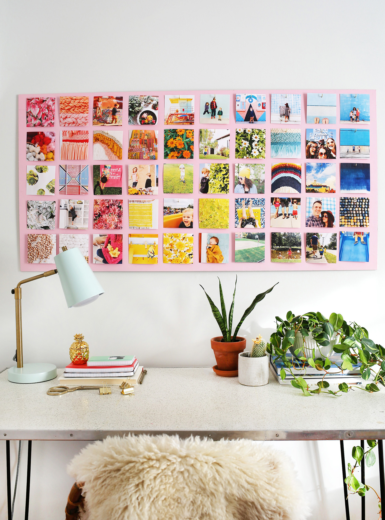 5 Simple Gallery Wall Ideas: How To Make Product Collages For Your Blog