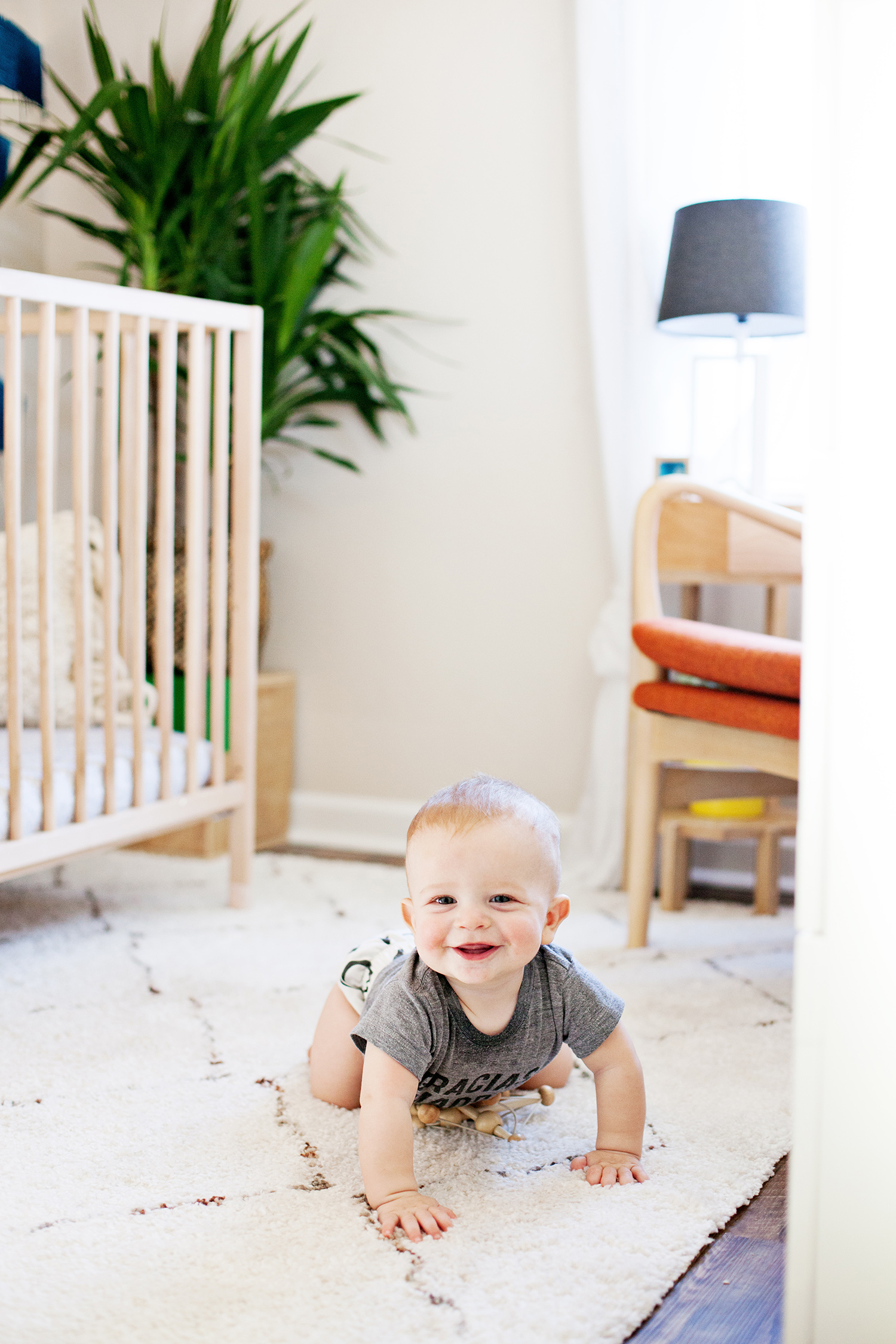 Loyal's Nursery Tour (click through for more photos!)