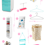 Let's Get Organized Wishlist + Tips