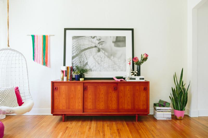 At Home with Caroline Lee via abeautifulmess.com