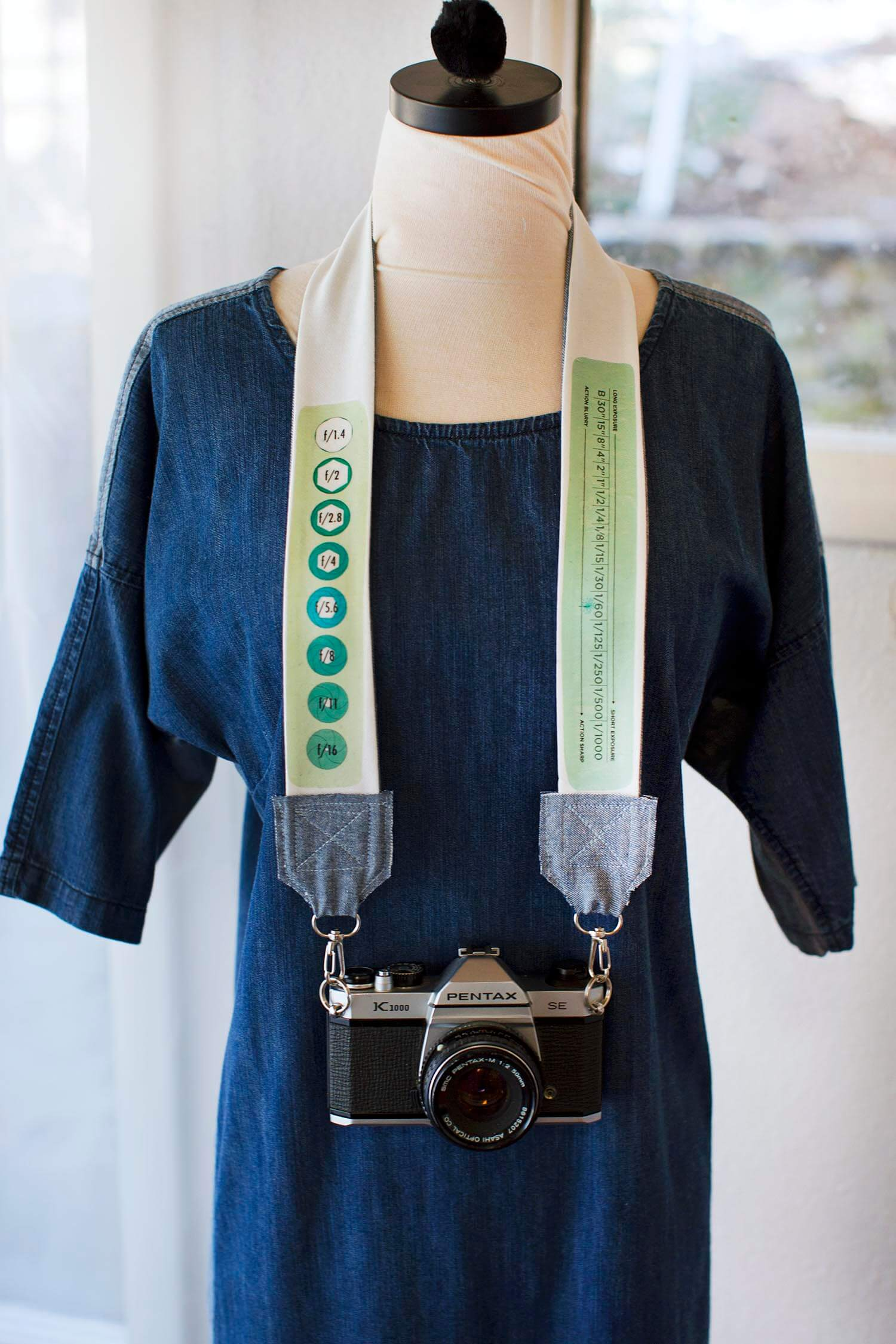 How to make your own camera strap
