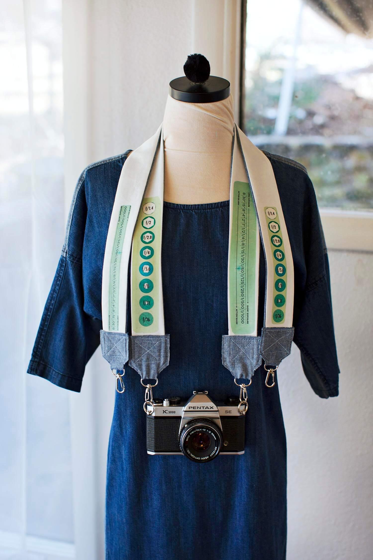 Camera strap proto type