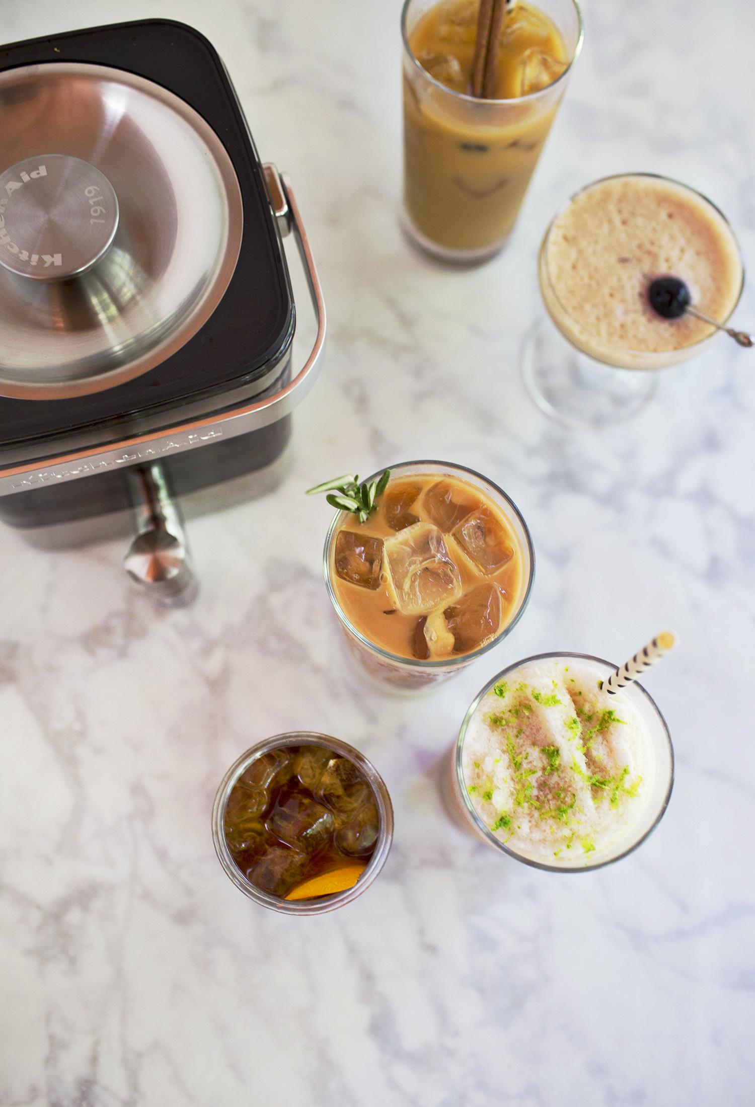 5 Simple Iced Coffee recipies
