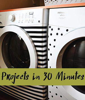 30-Minute Craft Projects